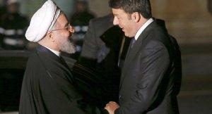 İtalya ile İran 17 anlaşmaya imza attı