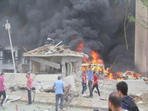 Halk bombalı saldırının şokunu yaşıyor