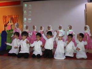 Can Laleler Çocuk Bahçesi yıl sonu etkinliği düzenledi