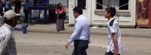 HDP'li Altan Tan'a Midyat'ta şok!