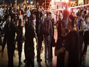 Tel Aviv'de 4 israilli öldürüldü