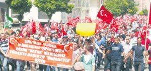Mardin halkından PKK'ya büyük öfke