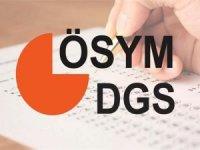 DGS geç başvuruları için son gün
