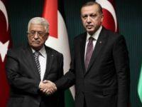 Cumhurbaşkanı Erdoğan, Abbas'la görüşecek