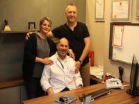 Kanser hastası hastalara umut oldu