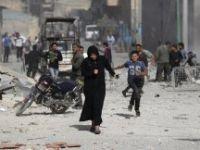 Rusya: Suriye'de ateşkes 4 kez ihlal edili