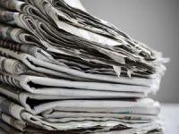 Gazetelerin %89,6'sı yerel yayın yaptı