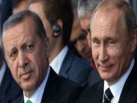 Rusya: Halep'teki tahliye Erdoğan Putin bağlantılı!