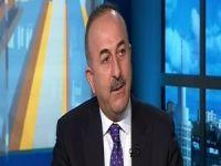 """Çavuşoğlu: """"Hava sahasını kullanmak için Rusya ve İran'la görüşüyoruz"""""""