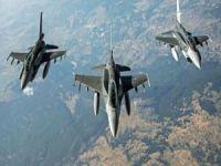 TSK'dan Zap bölgesine hava operasyonu