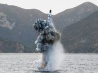 Kuzey Kore'den orta menzilli balistik füze denemesi