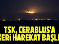 TSK ve koalisyon uçakları IŞİD'i vuruyor