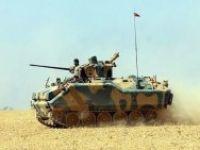 Türkiye Suriye'ye girdi!