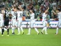 Konyaspor Beşiktaş'a geçit vermedi