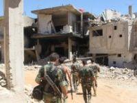 Deraya artık tümüyle Suriye hükümetinin kontrolünde