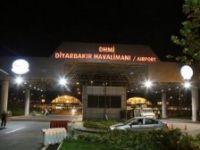 Diyarbakır'da 16 - 17 Nisan tarihlerinde uçak seferleri yapılamayacak