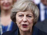 İngiltere Başbakanı May'den, G20'de sığınmacı sayısı kontrolüne ilişkin açıklama