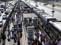 İstanbul'a özel 290 kişilik metrobüs
