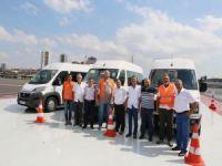 İstanbul'un şoförleri İETT eğitiminde