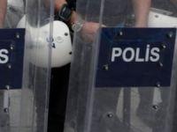 Tunceli'de polis DBP İl Başkanlığı'nda arama yapıyor