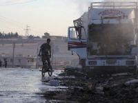 IFRC: Yardım konvoyuna yapılan saldırıda 20 sivil öldü