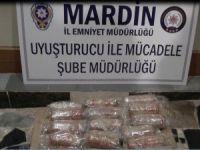 Mardin'de bin 961 uyuşturucu hap ele geçirildi