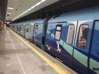 İstanbul'da metro ile taşımada rekor