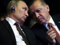Putin ve Erdoğan'dan Musul operasyonu görüşmesi