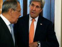 Lavrov ve Kerry, Halep'te çözüm için arayışlara devam edecek