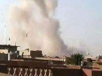 Son dakika! Şam'da art arda patlamalar!
