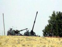 TSK'dan operasyon açıklaması: 5 ÖSO'lu yaralandı