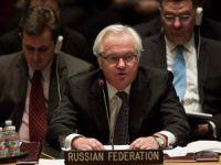 Rusya'nın sunduğu tasarı veto edildi