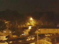 PKK'ya top atışıyla saldırı düzenlendi