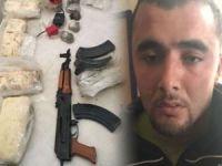 İzmir'e eylem için gelen PKK'lı yakalandı