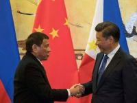 Çin ve Filipinler 13 alanda anlaştı