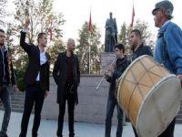 HDP'li başkan gözaltına alınınca BBP'li eski başkan kutlama yaptı