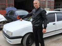 2+1 otomobil sahibi Hasan Bolat' ikinci şok!