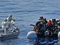 Akdeniz'de  3 bin 300 göçmen kurtarıldı