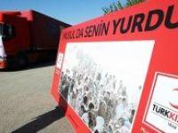 Türk Kızılay'ından Musul için yardım kampanya