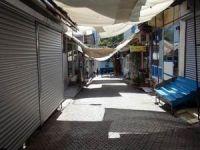 Tunceli'de kepenk kapatma eylemi sonrası 12 gözaltı