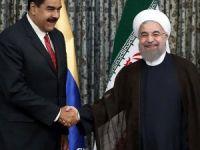 Venezüella lideri Maduro'dan İran ziyareti