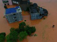 Çin'deki Haima tayfunu için halka uyarı