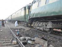 Kamerun'da tren kazası: Ölü sayısı 70'i geçti