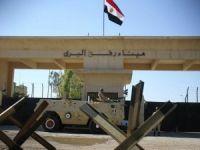 Mısır, Refah Sınır Kapısı'nı bir gün daha açık tutacak