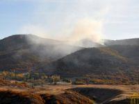 Karakola taciz ateşi açan PKK'lılar etkisiz hale getirildi