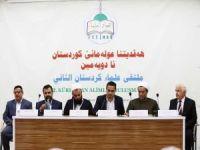 Kürdistan Âlimleri Buluşmasının 3'üncü Oturumu Başladı