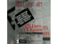 Piece of ART ile Ustalar İzmir'de Buluşuyor