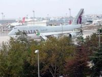 Katar Emiri Şeyh Temim, İstanbul'a geldi