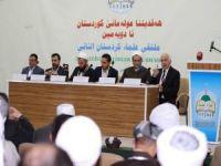 2'nci Kürdistan Âlimleri Buluşmasının 3'üncü Oturumu Sona Erdi