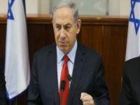 Netanyahu'dan BM açıklaması